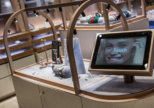 Swarovski retail concept
