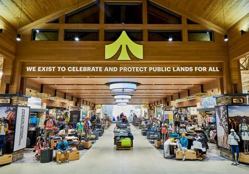 Public Lands storefront