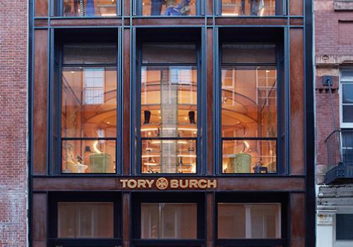 Tory Burch store