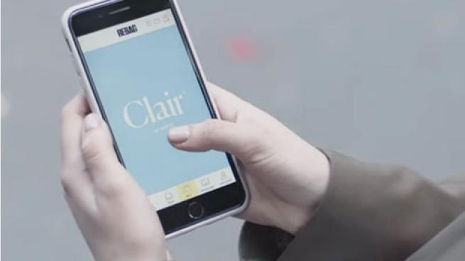 clair mobile