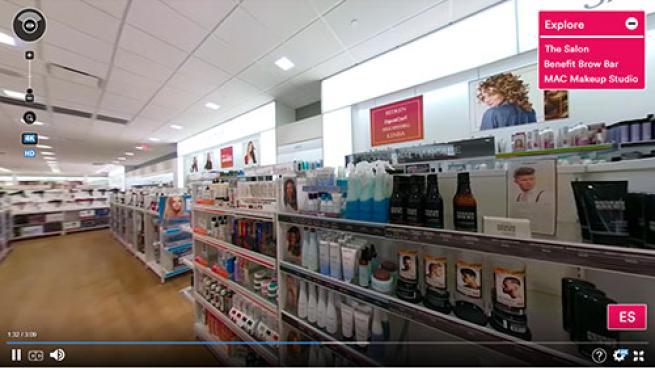 virtual store tour