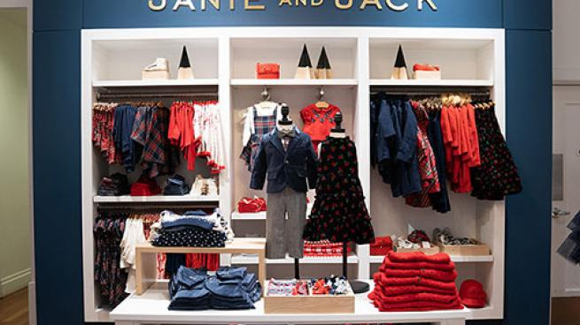 Gap Inc. goes in-store pop-route for smaller brands