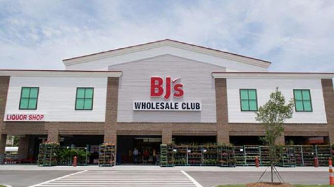 BJ's storefront