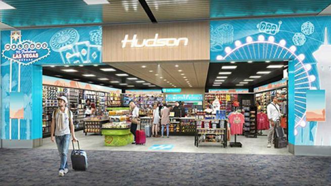 Hudson next-gen store concept