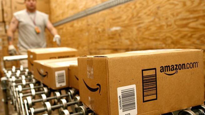 Amazon dc