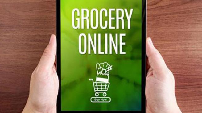 online grocery order