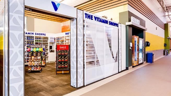 The Vitamin Shoppe within LA Fitness