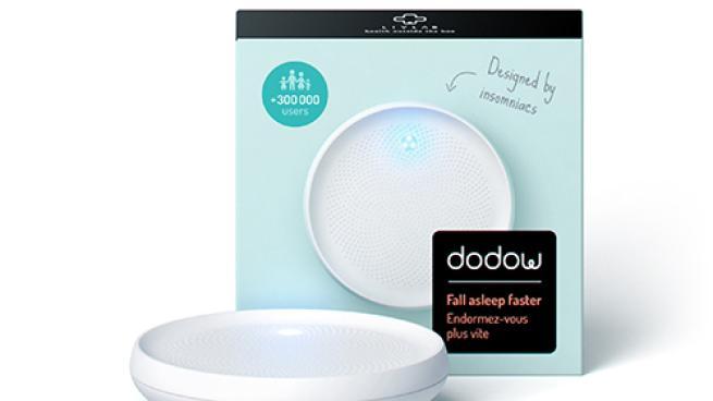 dodow, Sleep Aid Device