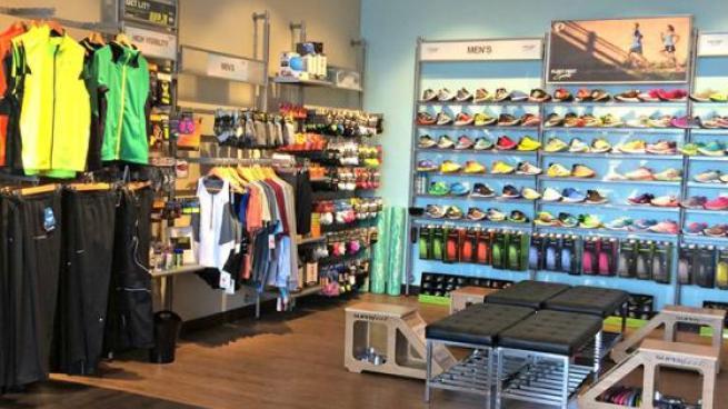 Fleet Feet store