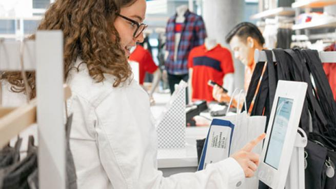 old navy self-service returns
