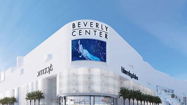Taubman's Beverly Center