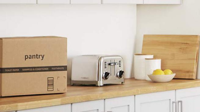 Amazon's Prime Pantry