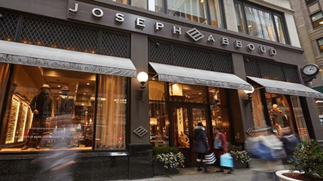 Joseph Abboud store