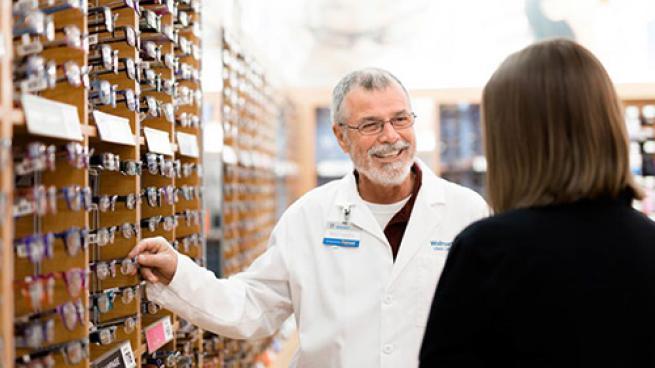 Walmart pharmacist