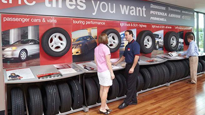 Bridgestone Retail Operations