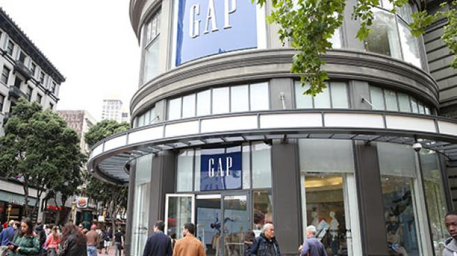 gap exterior