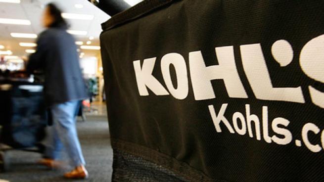 Kohl's shopper