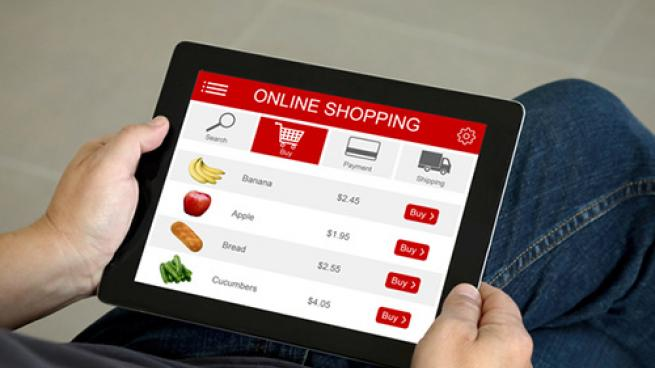 Survey: Digital grocery sales hit new record as COVID-19 ...