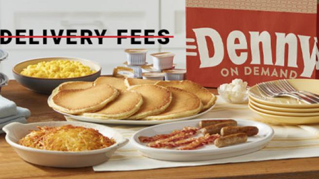 dennys delivery