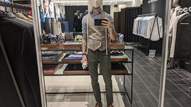 Indochino stylist