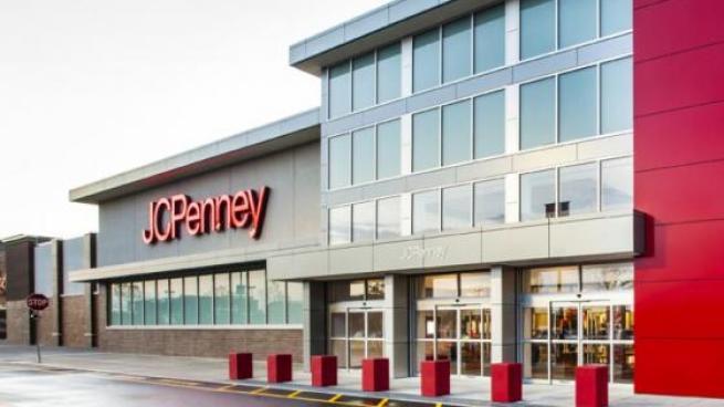 J.C. Penney storefront