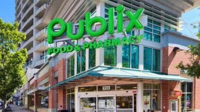 Publix storefront