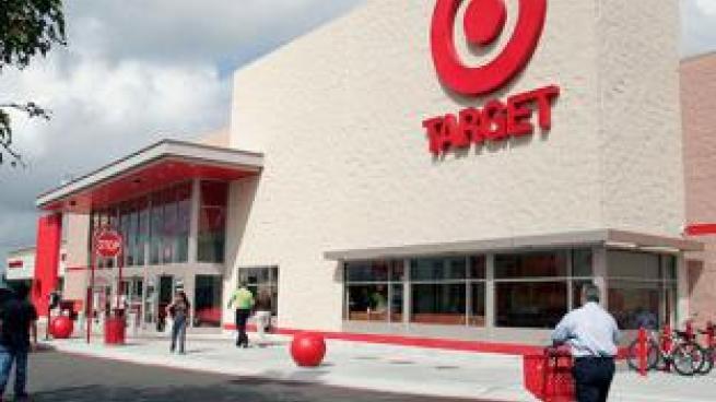 Target exterior