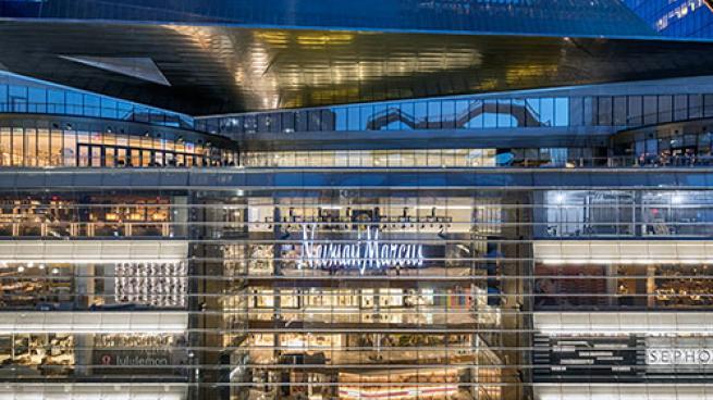 Neiman Marcus' Hudson Yards location