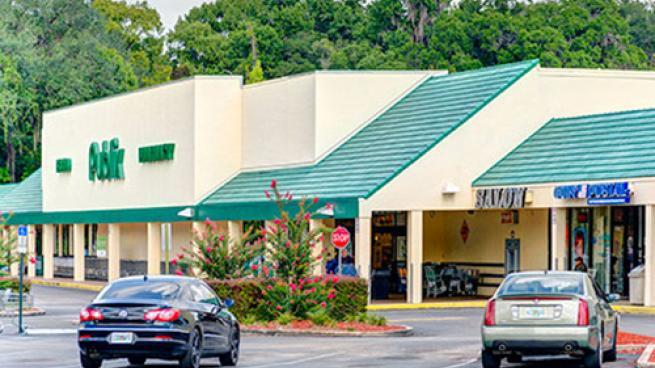 Pearl Britain Plaza in Ocala
