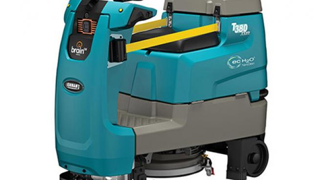 Tennant T380AMR robotic scrubber