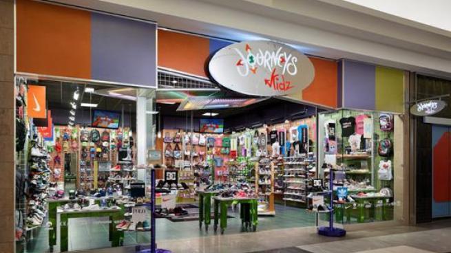 Genesco Journeys store