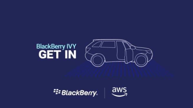 AWS-Blackberry IVY