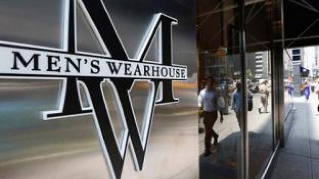 Mens Wearhouse logo