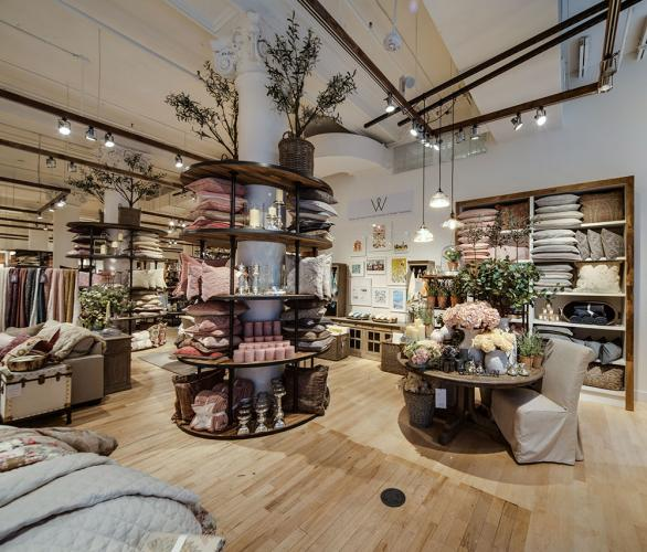 First Look: Pottery Barn flagship, New York City | Chain ...
