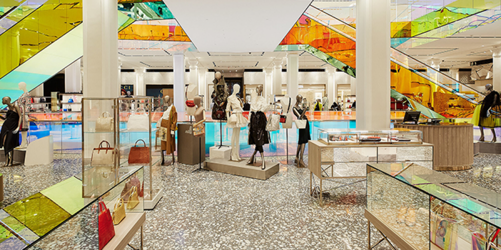 Saks Fifth Avenue Unveils Transformed Main Floor At Nyc