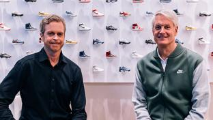 Mark Parker and John Donahoe