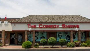 Comedy Shrine storefront