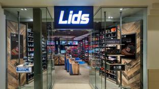 Lids storefront