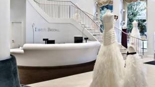 David's Bridal interior