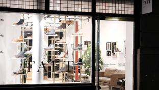 Taft SoHo storefront