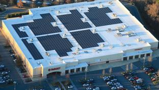target solar panels