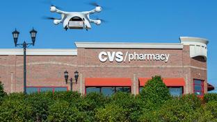 CVS drone