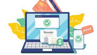 digital receipt