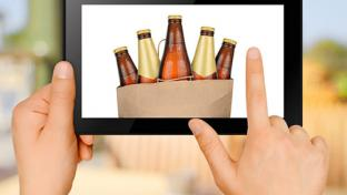 online alcohol delivery