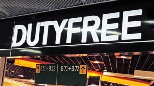 duty-free sign