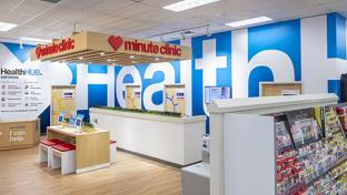 cvs health hub interior