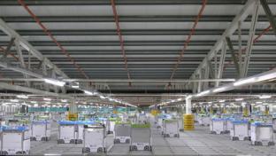 Kroger-Ocado automated facility