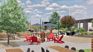 topgolf patio concept