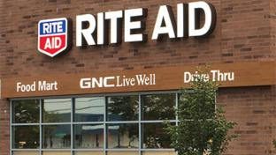 Rite Aid storefront