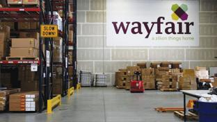 wayfair warehouse